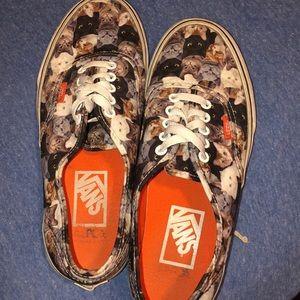 a0938ddb81 Women s Cat Vans Shoes on Poshmark